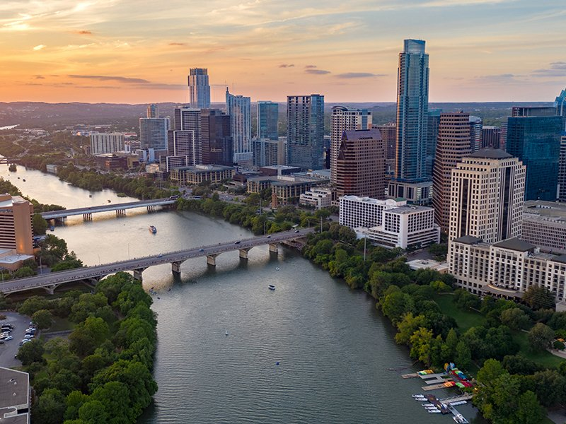 13 Reasons to Live in Austin