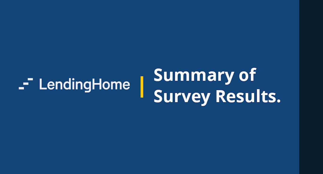Hard Loan Customer Survey: Investing & COVID