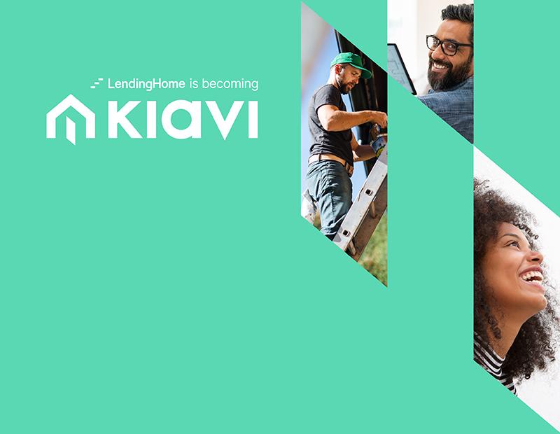 LendingHome is Becoming Kiavi